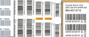 Medical Tracking Labels